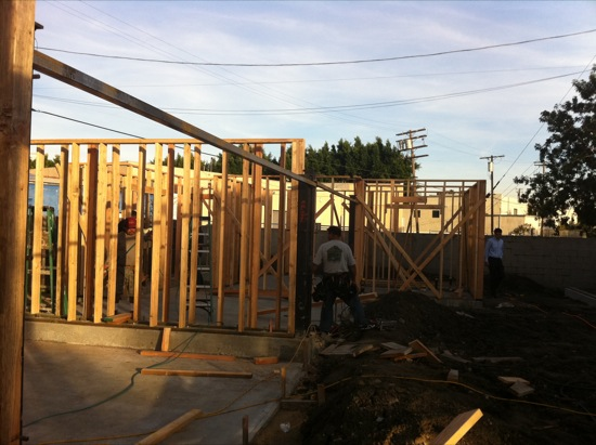 small lot framing carports
