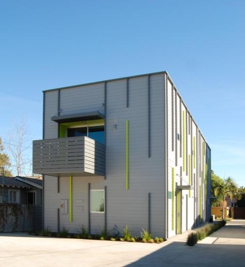 2X Fay Los Angeles Small Homes Architect