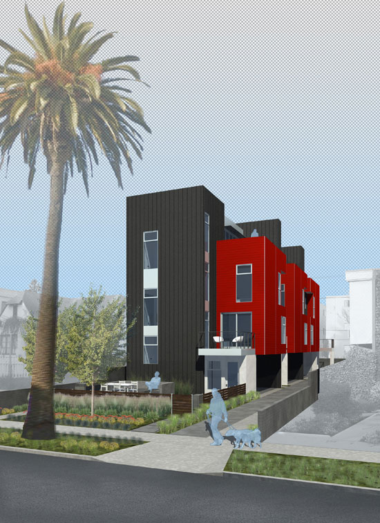 cardiff cubes small lot subdivision los angeles