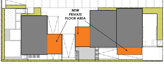 Small Modern Homes Diagram