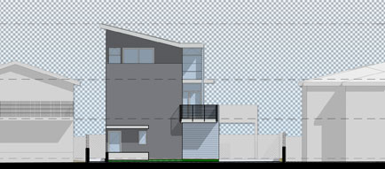 Small Lot Subdivision Elevations