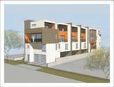 small lot subdivision los angeles architect hayworth