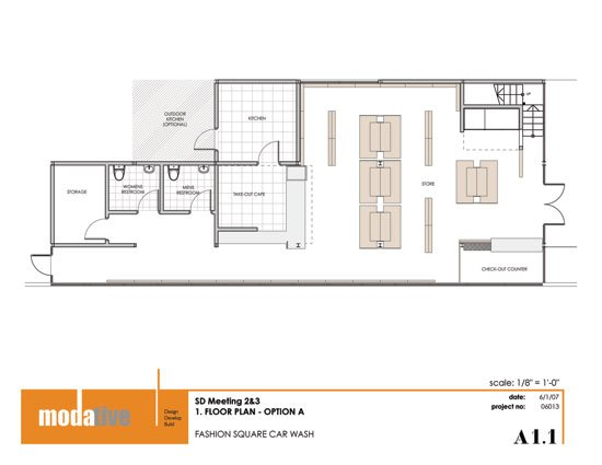 retail floor plan