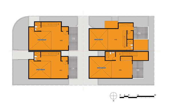 Small Lot Subdivision Floor Plans
