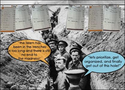 architects organization trench