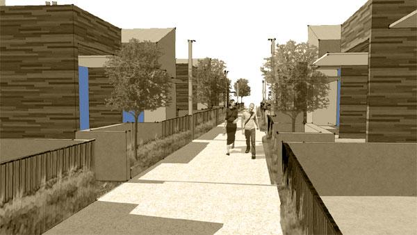 modern oklahoma residential development