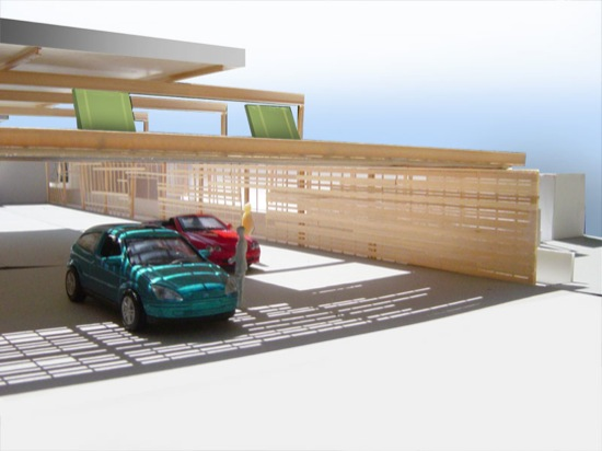architecture car wash