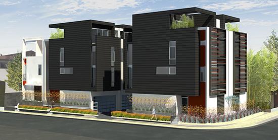 Los Angeles Modern Homes