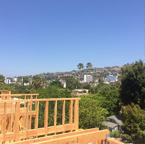 Hollywood Hills Modern Architecture