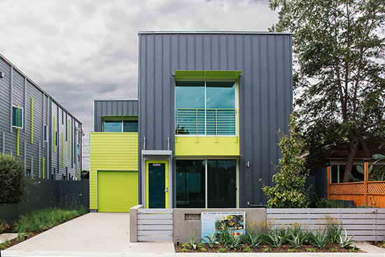 Art District Dwellings Modern