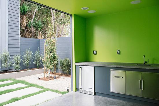 Los Angeles Modern Yard Architect