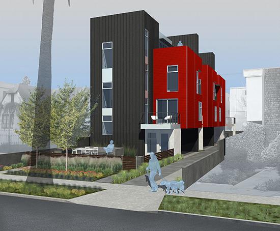 Los Angeles Small Lot Culver City