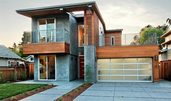 Mountain View Modern Architecture