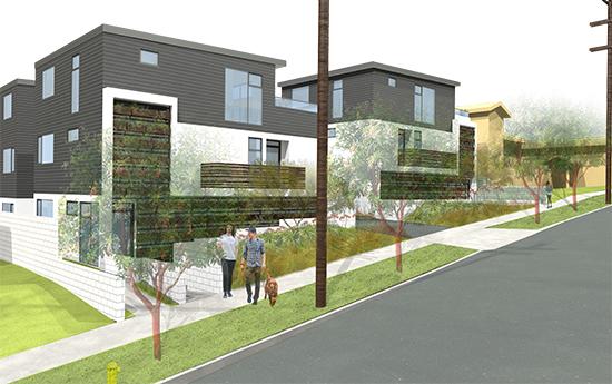 Los Angeles Modern Home Architect