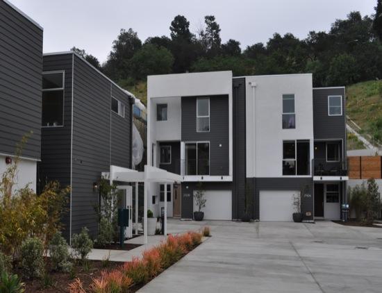 modative architect firm Echo Park Small Lot Subdivision 05