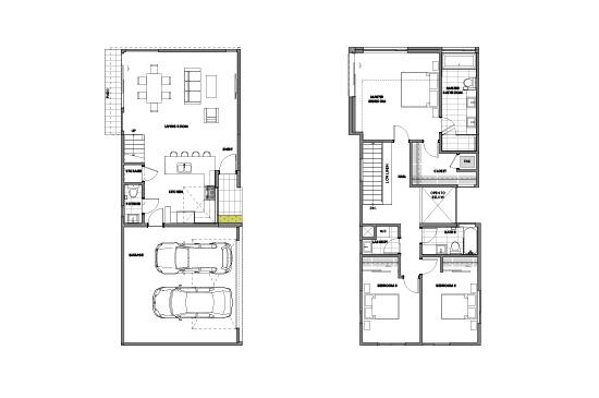 Echo Park Floor Plan B