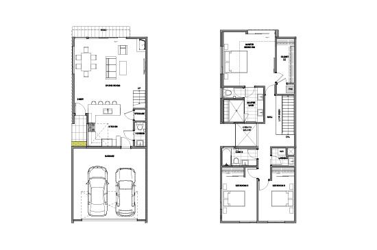 Echo Park Floor Plan A