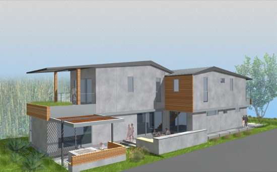 modative architect firm mountain view modern home 02