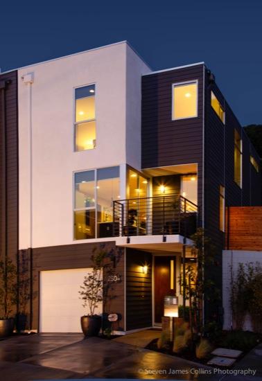 modative architect firm modern home subdivision echo park 07