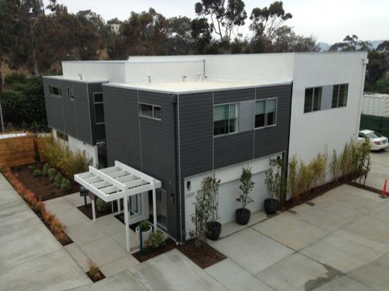 modative architect firm Echo Park Small Lot Subdivision 01