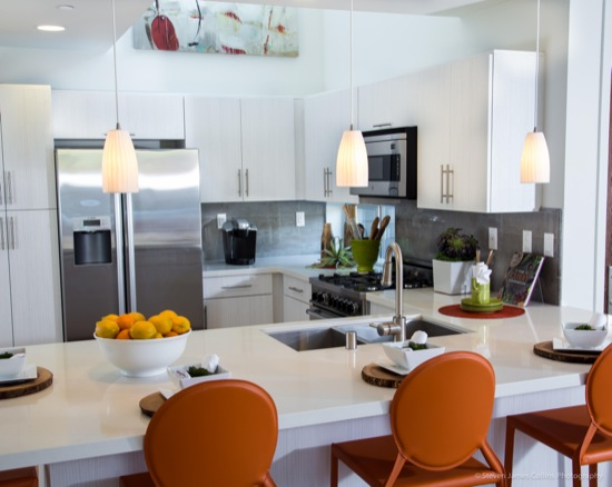 modative architect firm modern home subdivision echo park 02