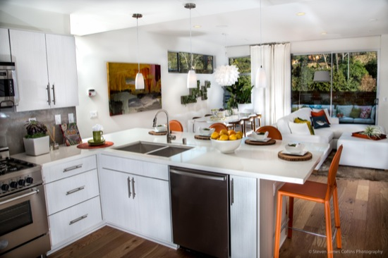 modative architect firm modern home subdivision echo park 03