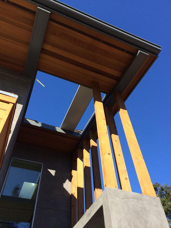 modern residential architect mountain view california