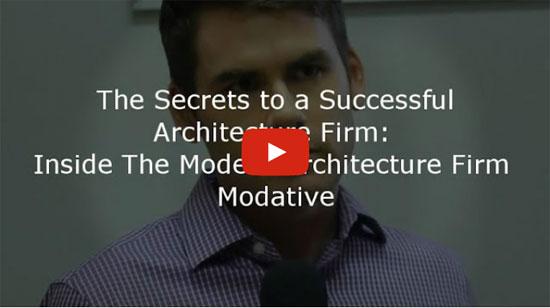 modative business architecture interview