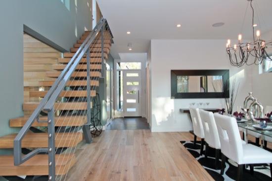 modern   home remodel