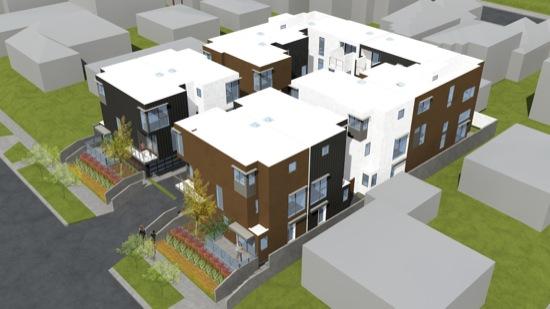 Formosa Fusion Small Lot Subdivision Homes