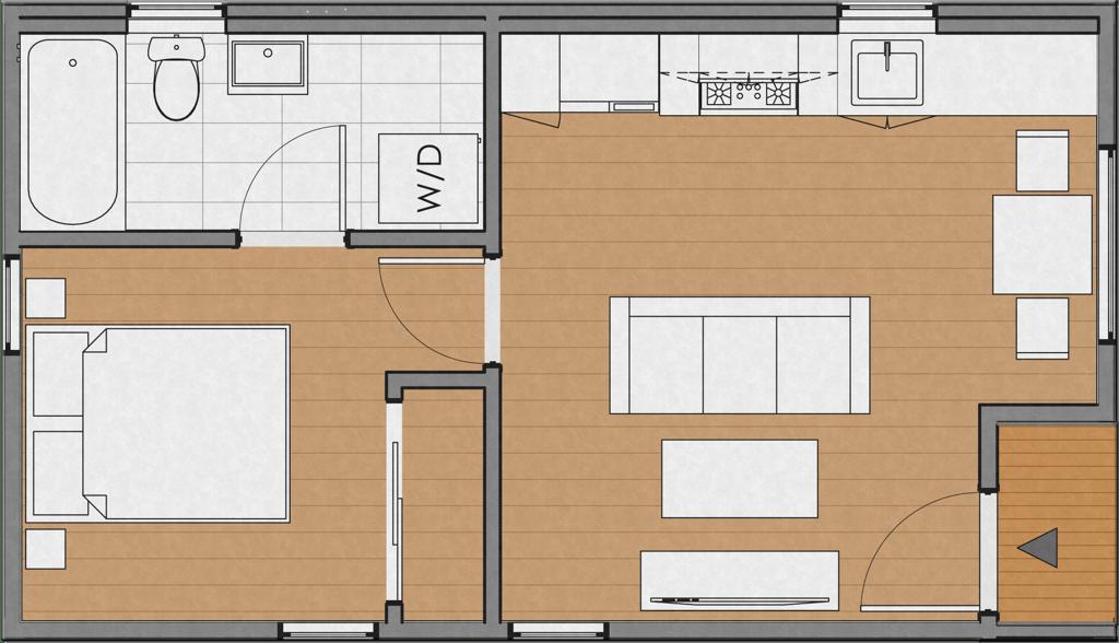 Los Angeles Accessory Dwelling Unit Adu Delta Model
