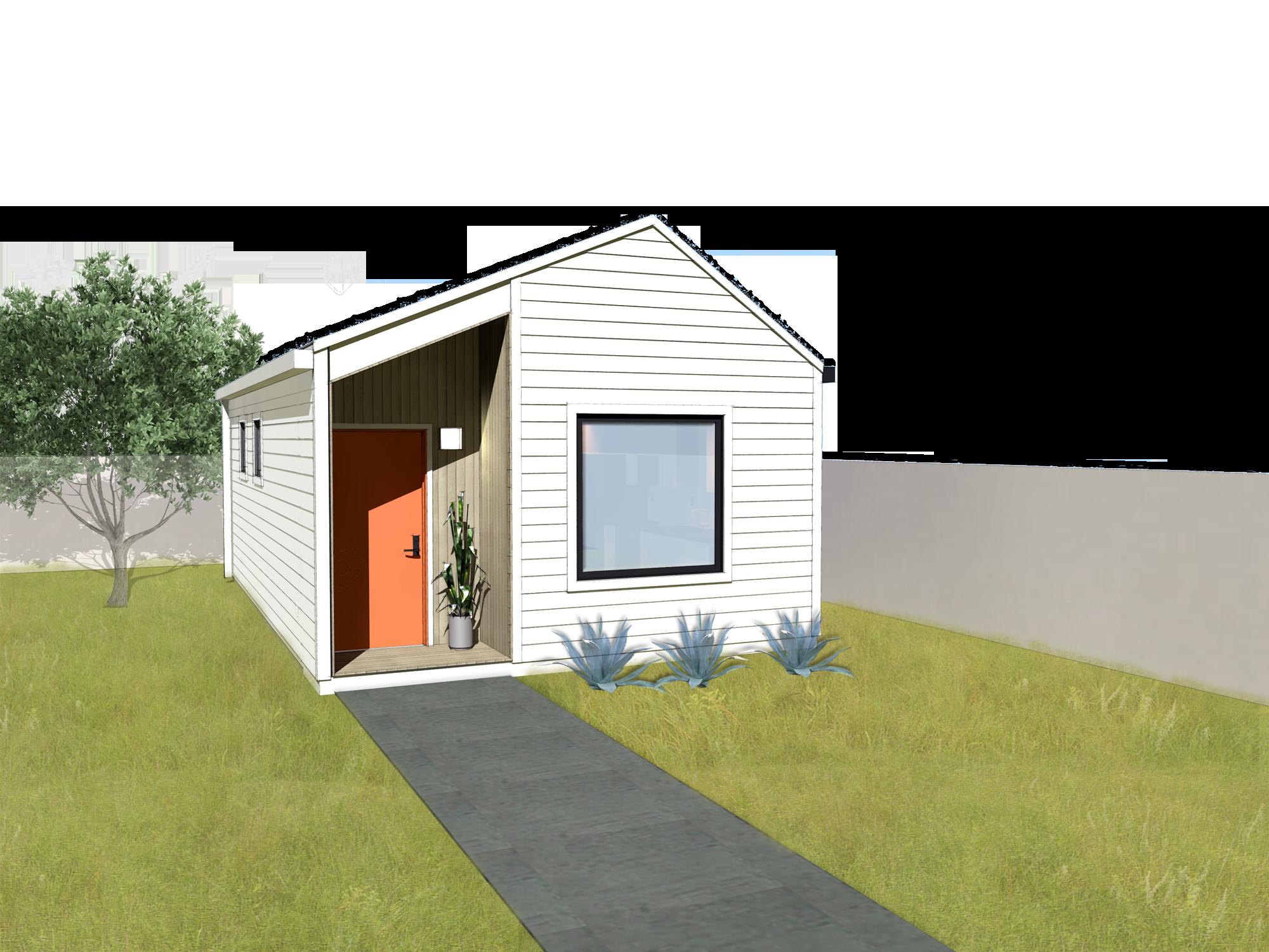 ADU-Delta-Los-Angeles-Backyard-Home-White-Siding-NoSky.png