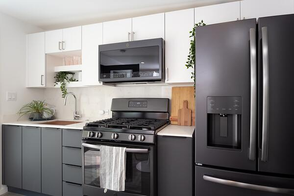 Garage Conversion ADU Appliances